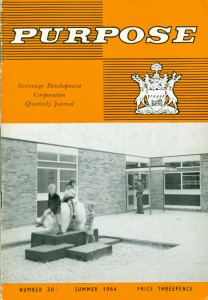Purpose summer 1964 front cover