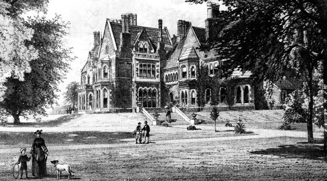 The Story of Shephalbury Manor