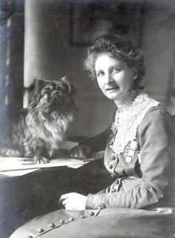 Lady Constance Lytton, copyright Knebworth House